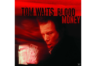 Tom Waits - Blood Money (Remastered) - (LP + Download)