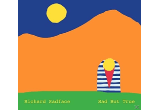 Richard Sadface - Sad But True - (Vinyl)