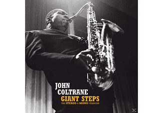 John Coltrane - Giant Steps-The Stereo & Mono Versions - (CD)