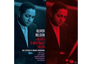 Oliver Nelson - The Blues And The Abstract Truth-Stereo & Mono V - (CD)