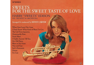 "Harry ""Sweets"" Edison, His Trumpet & Orchestra - Sweets For The Sweet Tase Of Love+When Lights Ar - (CD)"