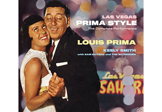 Louis Prima, Keely Smith, Sam Butera, The Witnesses - Las Vegas Prima Style-The Complete Performance - (CD)