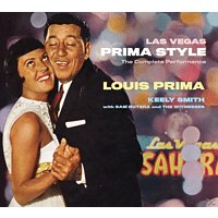 Louis Prima, Keely Smith, Sam Butera, The Witnesses - Las Vegas Prima Style-The Complete Performance [CD]