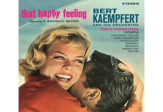 Bert Kaempfert - That Happy Feeling+Lights Out,Sweet Dreams - (CD)