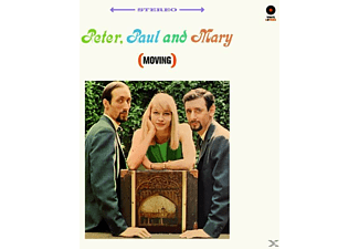 Paul & Mary Peter - Peter,Paul And Mary (Moving) (Ltd.180g Vinyl) - (Vinyl)