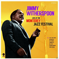 Jimmy Witherspoon - At The Monterey Jazz Festival (Ltd.180g Vinyl) [Vinyl]