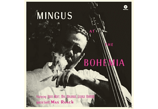 Charles Mingus - At The Bohemia+1 Bonus Track (Ltd.180g Vinyl) - (Vinyl)