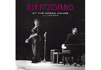 Ella Fitzgerald - At The Opera House - (Vinyl)