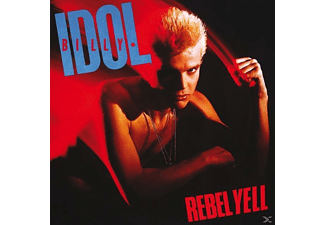 Billy Idol - Rebel Yell - (Vinyl)