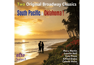VARIOUS - South Pacific/Oklahoma - (CD)