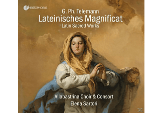 Elena Sartori, Allabastrina Choir And Consort - Lateinisches Magnificat - (CD)