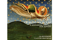 "La Reverdie, I ""Cantori Gregoriani"" Di Milano - The Night Of Saint Nicholas - A Medieval Liturgy For Advent [CD]"