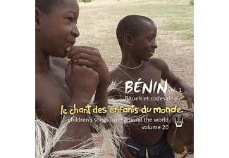 VARIOUS - Kinderlieder aus aller Welt Vol.20-The Benin Vo - (CD)