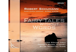 Dähler,J./Benda,F./Vonsattel,G. - Fairy Tales without Words - (CD)