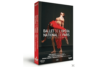 VARIOUS - BALLET DE L'OPERA NATIONAL DE PARIS - (DVD)