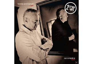 Tommy Emmanuel - Accomplice One (Ltd.2LP 180Gr.+MP3) - (LP + Download)