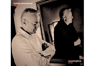 Tommy Emmanuel - Accomplice One [CD]