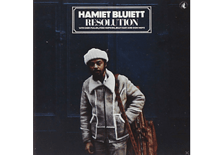 Hamiet Bluiett - RESOLUTION - (CD)