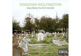 Donovan Wolfington - Scary Stories You Tell In The Dark - (Vinyl)