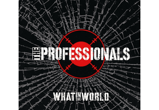 The Professionals - What In The World (Digipak) (CD)
