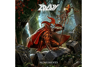 Edguy - Monuments (CD)