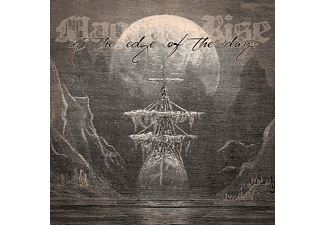Magma Rise - At The Edge of The Days (CD)