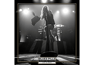 Blues Pills - Lady In Gold - Live In Paris (CD)
