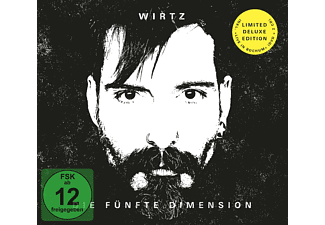 Wirtz - Die fünfte Dimension (DELUXE) - (CD + DVD Video)