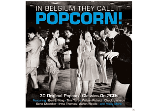 VARIOUS - In Belgium They Call It - (CD)