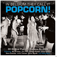 VARIOUS - In Belgium They Call It [CD]