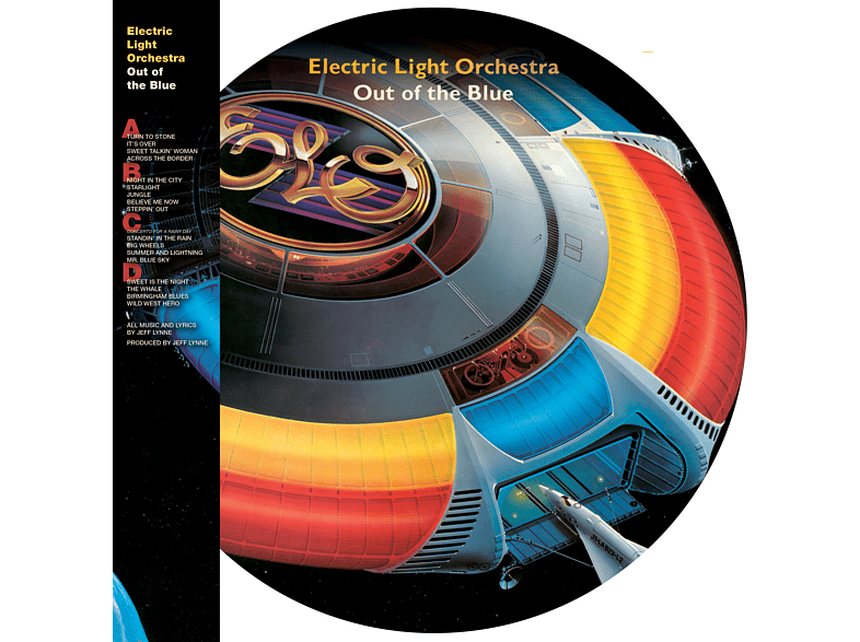 Electric Light Orchestra - Out Of The Blue [Vinyl]