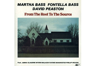 Martha Bass, Fontella Bass, David Peaston - From The Root To The Source - (CD)