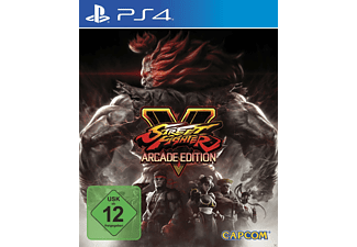 Street Fighter V (Arcade Edition) - PlayStation 4