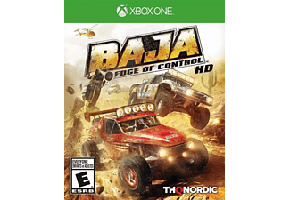 Baja: Edge of Control Xbox One