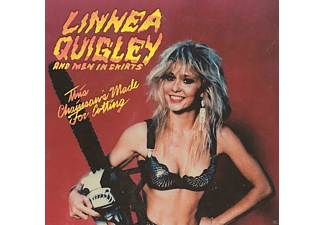 Lennea Quigley - This Chainsaw's Made For Cutting - (Vinyl)