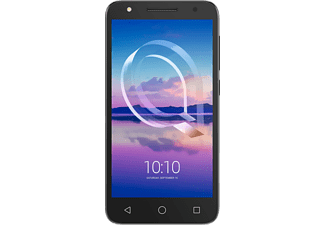 "Móvil - Alcatel U5 HD Premium, 5"" IPS HD, 4G, Quad Core, 16 GB, 2 GB RAM, Cámara 8 MP, Negro"
