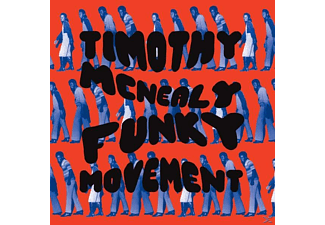 Timothy Mcnealy - Funky Movement - (CD)