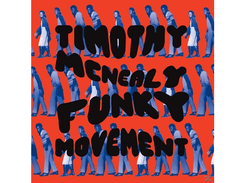 Timothy Mcnealy - Funky Movement [CD]