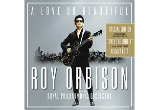 Roy Orbison - A Love So Beautiful: Roy Orbison & The Royal Philh - (CD)