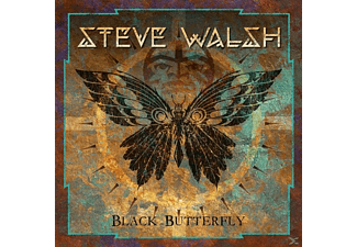 Steve Walsh - Black Butterfly - (CD)