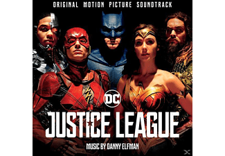 Danny Elfman - Justice League/OST - (CD)
