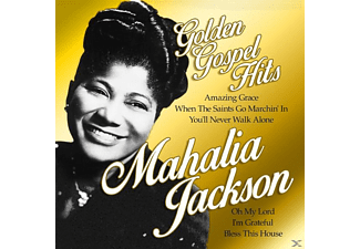 Mahalia Jackson - Golden Gospel Hits [CD]
