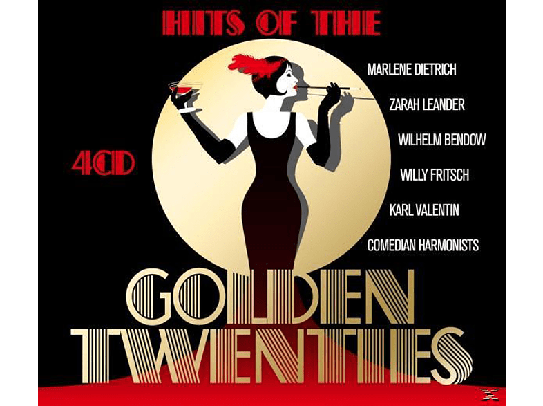 VARIOUS - Hits of the Golden Twenties [CD]