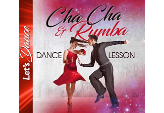 VARIOUS - Cha Cha & Rumba Dance Lesson - (CD + DVD Video)