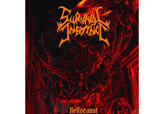 Survival Instinct - Hellocaust - (CD)