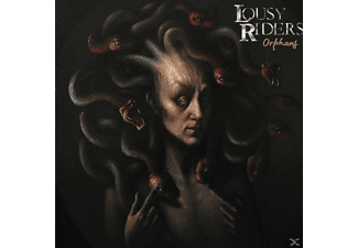 Lousy Riders - Orphans - (CD)