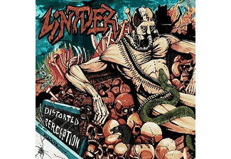 Lintver - Distorted Perception - (CD)