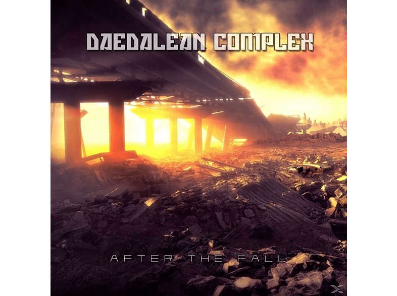 Daedalean Complex - After The Fall [CD]