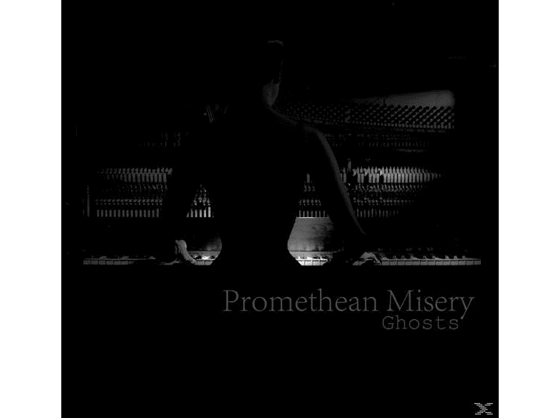 Promethean Misery - Ghosts [CD]