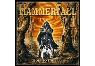 Hammerfall - Glory To The Brave 20 Year Anniversary Edition - (CD + DVD Video)